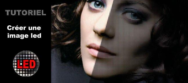 Tuto effet led avec photoshop cs5 sur for Effet miroir photoshop cs5
