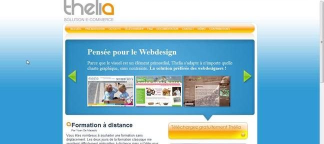 Installer la solution e-commerce Thelia sur un serveur local