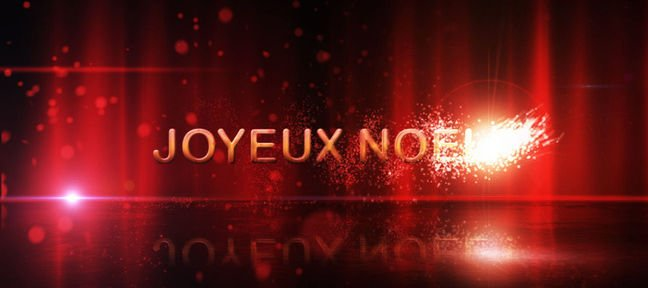 Tuto Animation de Noël avec Particular After Effects