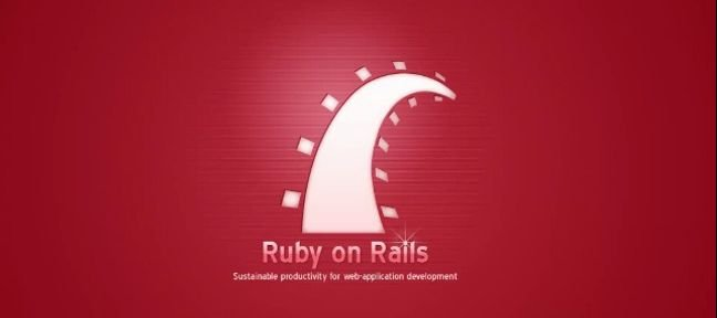 Tuto Installer le framework Ruby On Rails Ruby on Rails