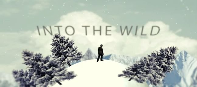 Tuto Atelier Pratique After Effects : Into the Wild After Effects