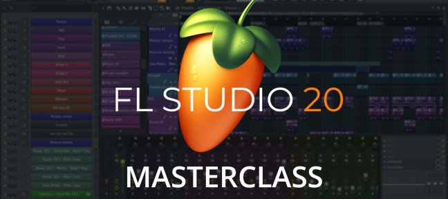 Tuto Production musicale sur FL Studio 20 - Le cours complet FL Studio