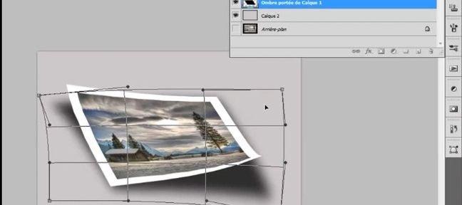 tuto donner un effet 3d une photo avec photoshop cs5 sur. Black Bedroom Furniture Sets. Home Design Ideas