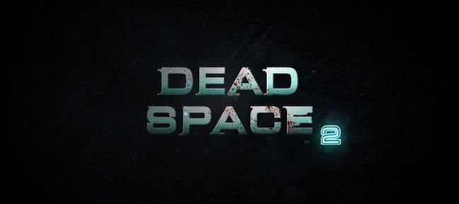 Logo animé de Dead Space 2