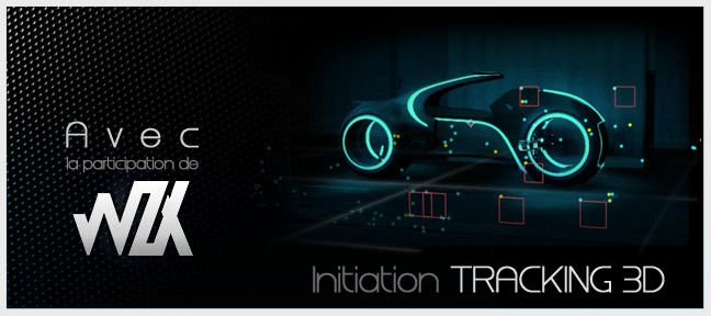 Initiation au tracking 3D et au compositing