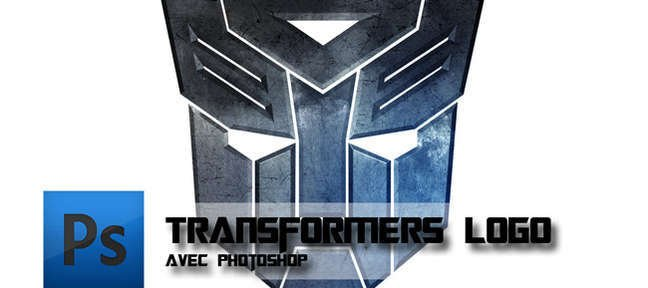 Tuto Recréez le logo Autobots de Transformers Photoshop