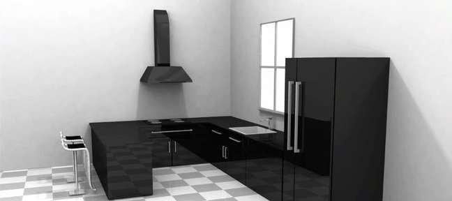 Tuto cr ation d 39 une cuisine en 3d avec maya 2011 sur for Creation cuisine 3d