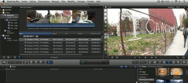 TUTO TEXTE FINAL CUT PRO , 2 Formations Texte Final Cut Pro en vidéo sur TUTO.COM
