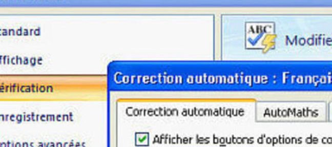 Tuto Correction automatique Word