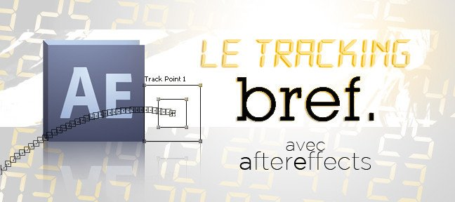 Tuto Tracking réaliste façon bref After Effects