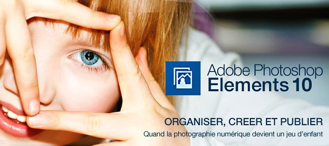 Formation Photoshop Elements 10