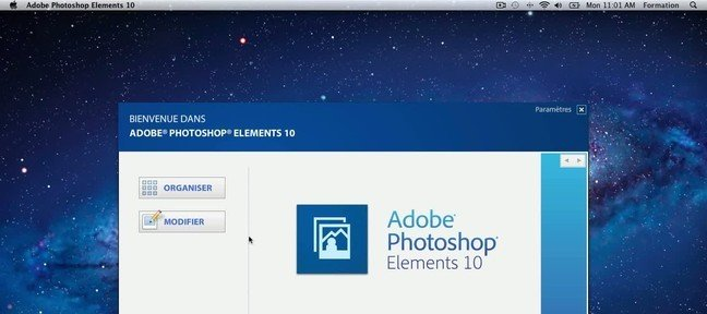 Tuto Découverte de l'interface de Photoshop Elements 10 Photoshop Elements