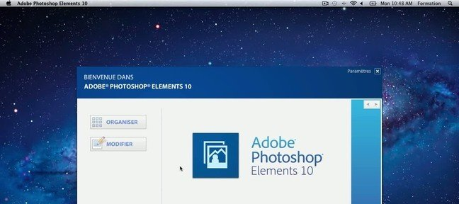 Tuto Importer vos photos depuis un dossier Photoshop Elements
