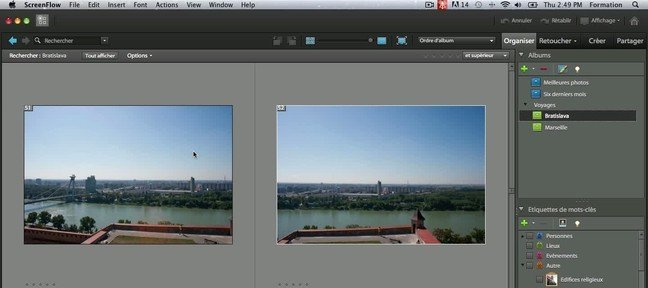 Tuto Créer un panorama avec Photomerge Photoshop Elements