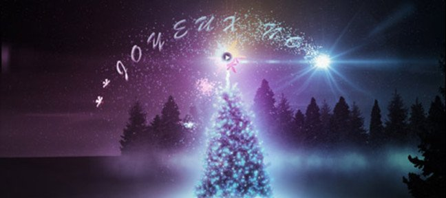 Tuto Joyeux Noël 2011 After Effects