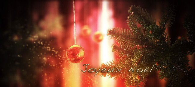 Tuto Joyeux Noël V.2 After Effects
