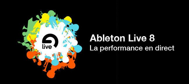 Formation Ableton Live 8  : performance en direct