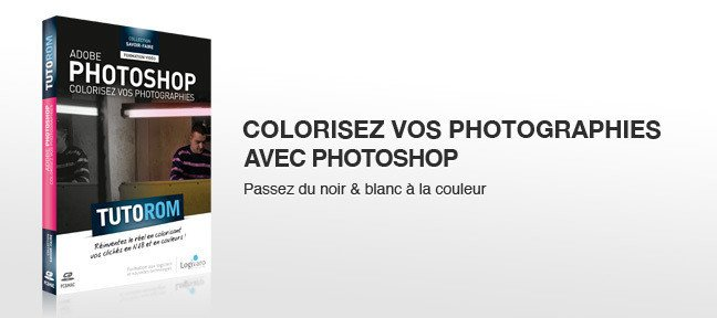 Colorisez vos photographies