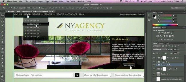 tuto photoshop cs6 gratuit formations photoshop cs6 gratuite sur tuto com. Black Bedroom Furniture Sets. Home Design Ideas