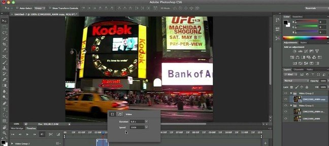 Tuto Photoshop CS6 et la vidéo Photoshop