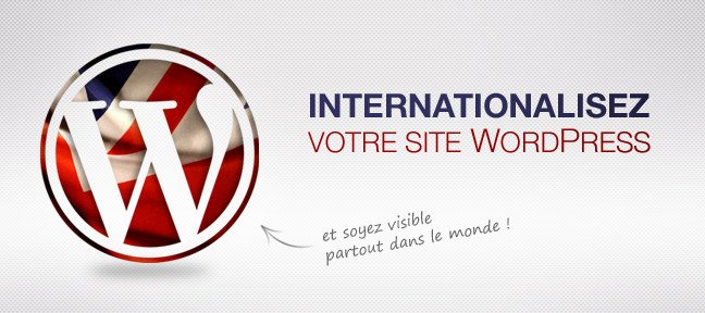 Internationalisez votre site WordPress