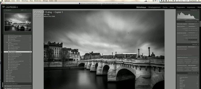 Tuto Introduction Lightroom