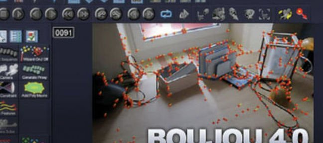Tracking 3D Boujou - After Effects