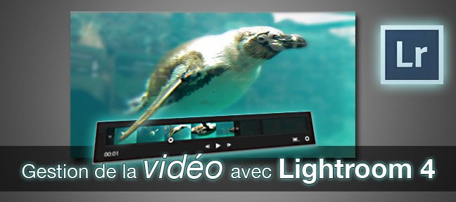 Tuto Lightroom 4 : La gestion de la vidéo Lightroom