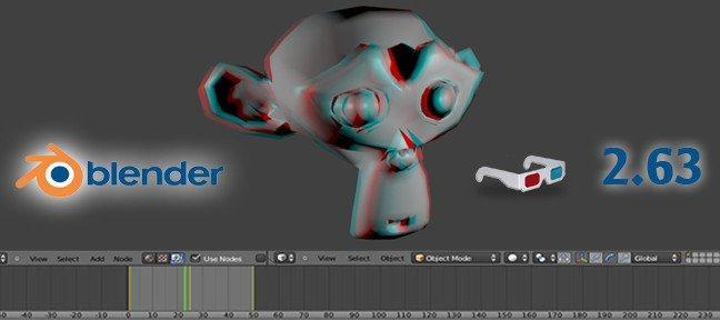 tuto cr u00e9er une animation st u00e9r u00e9oscopique anaglyphe avec blender 2 6 sur tuto com