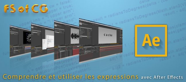 Tuto Comprendre et utiliser les expressions After Effects