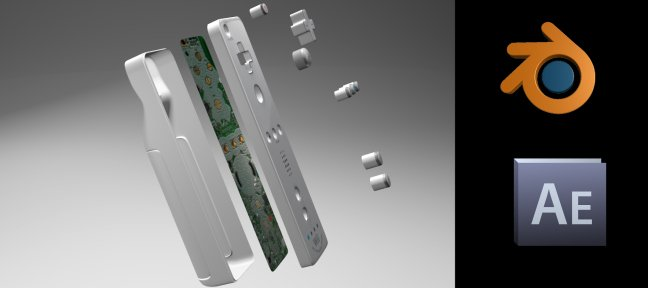 Fragmenter une manette Wii