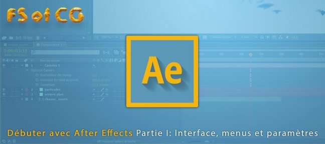 Débuter avec After Effects : Partie I