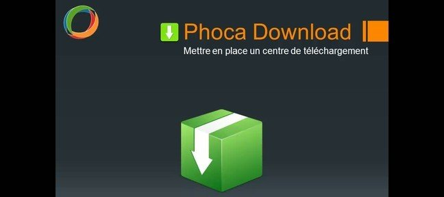 Phoca Download : Mise en place du centre de téléchargement