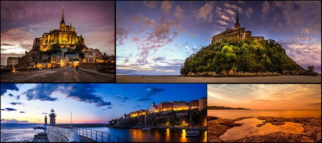 Tuto La retouche de paysages avec Camera Raw et Photoshop CS 6 Photoshop