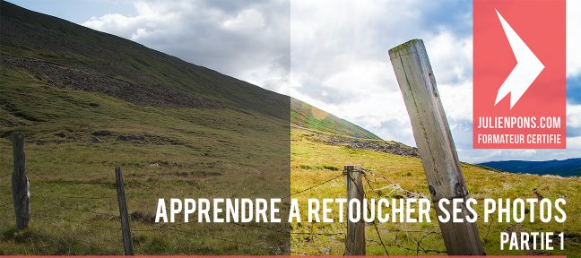 Tuto Apprendre à retoucher ses photos - Partie 1 Photoshop