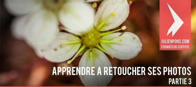 Tuto Apprendre à retoucher ses photos - Partie 3 Lightroom