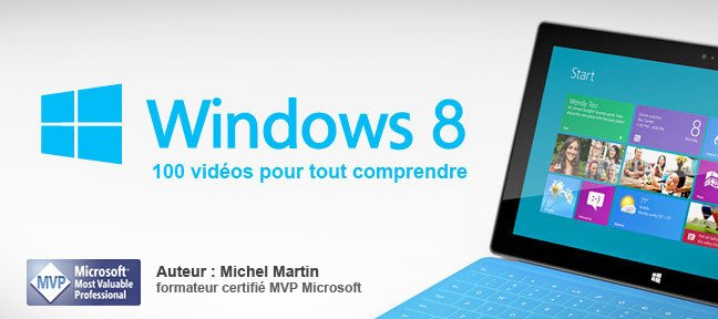 Formation Windows 8