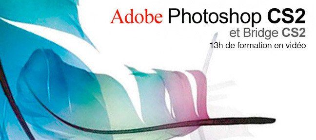Formation Photoshop CS2 gratuite