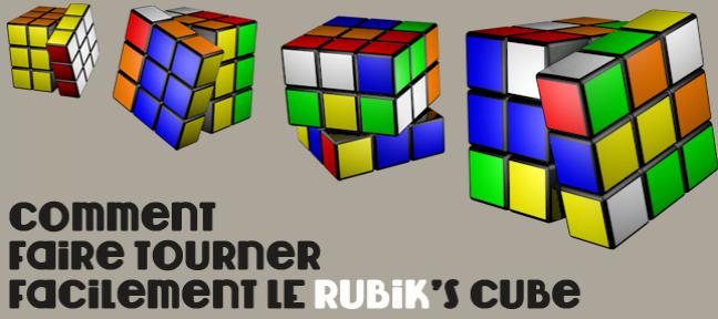 Tuto Comment Faire Tourner Facilement le Rubik's Cube Cinema 4D