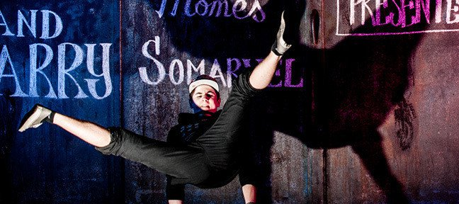 Tuto Capter le mouvement en photograhie : Atelier Breakdance Photo