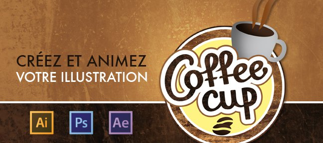 Tuto Créez et animez votre illustration After Effects