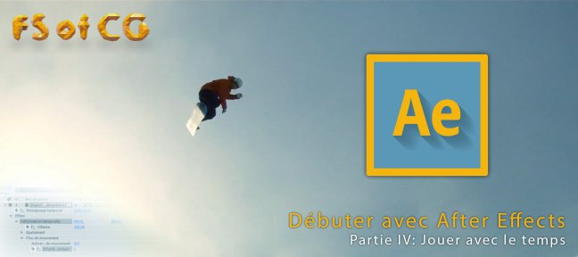 Débuter avec After Effects, Partie IV