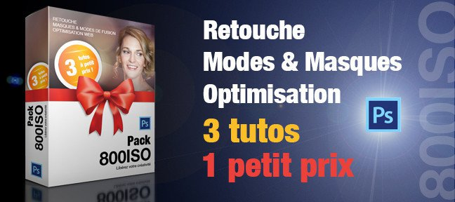 Tuto Pack Retouche de A à Z Photoshop