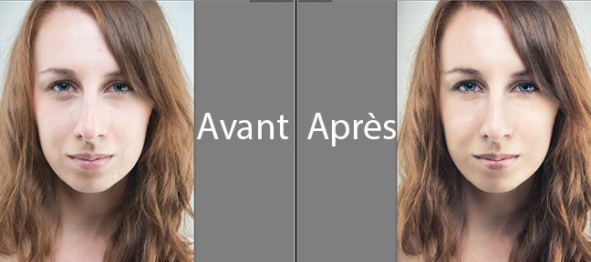 Tuto La retouche de portrait avec Lightroom 5 Lightroom