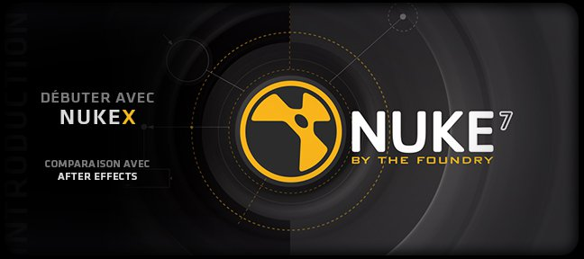 Tuto Nuke X - Introduction Nuke