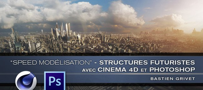 Speed Modelisation  -  Structures Futuristes