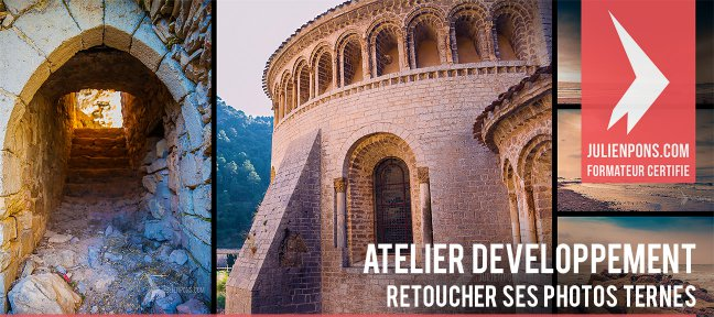Tuto Atelier Développement : Retoucher ses photos ternes Lightroom