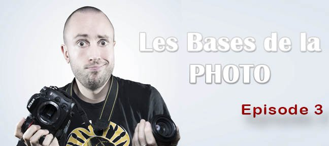 Les bases de la Photo : Le mode A ça continue