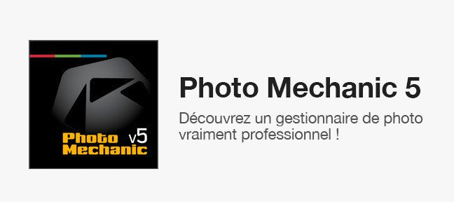 Photo Mechanic 5 : Gestionnaire de photos professionnel