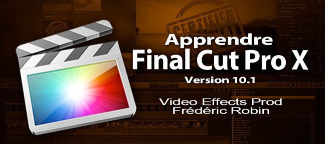 Formation Final Cut Pro X 10.1